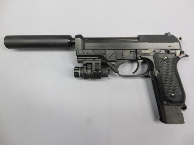 【マルゼン】M93R-FS スペシャルフォース