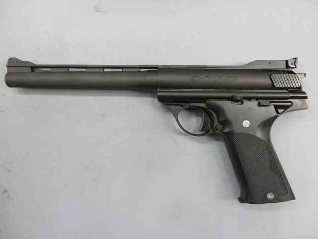 【マルシン】44AUTO MAG CLINT1 ブラックHW 8mmBB ブローバック