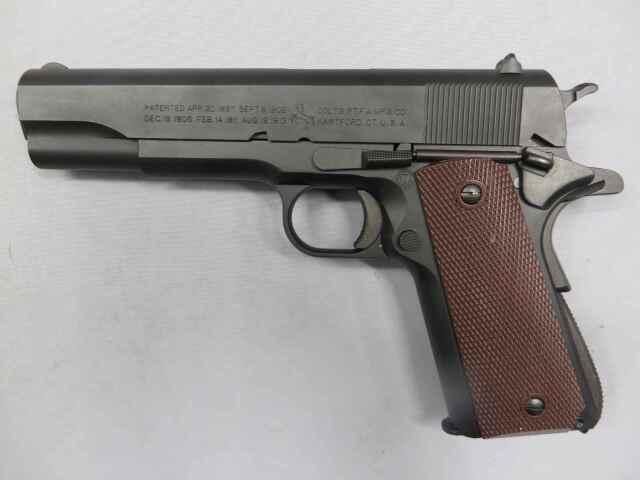 【MGC】 M1911A1 トラディションモデル モデルガン