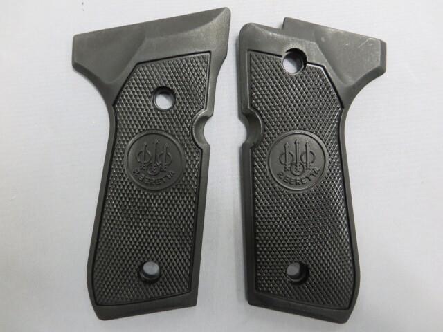 【Beretta】ベレッタM92 Beretta社純正グリップ Made in ITALY