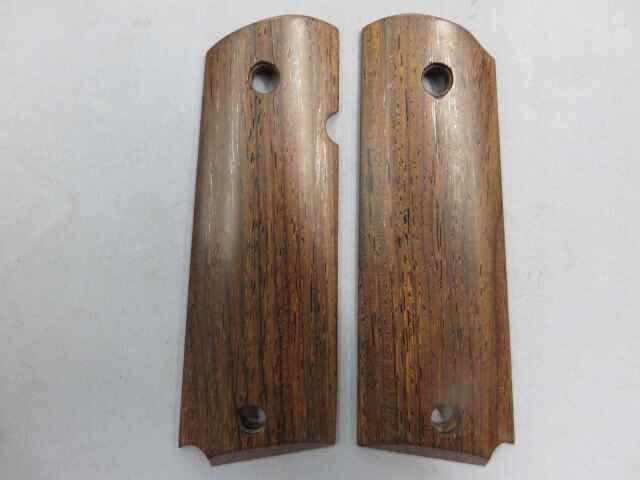 【HOGUE】19113・ガバメント フルサイズ 木製グリップ