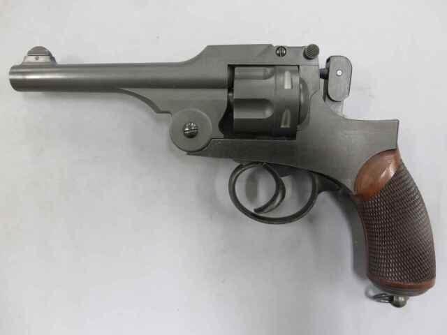 【ハートフォード】二十六年式拳銃 / 木製グリップ