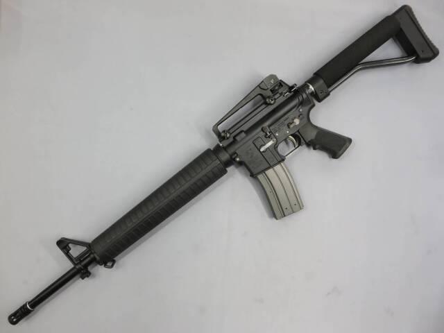 【ウエスタンアームズ】M16A4 メタルストック スーパーバージョン