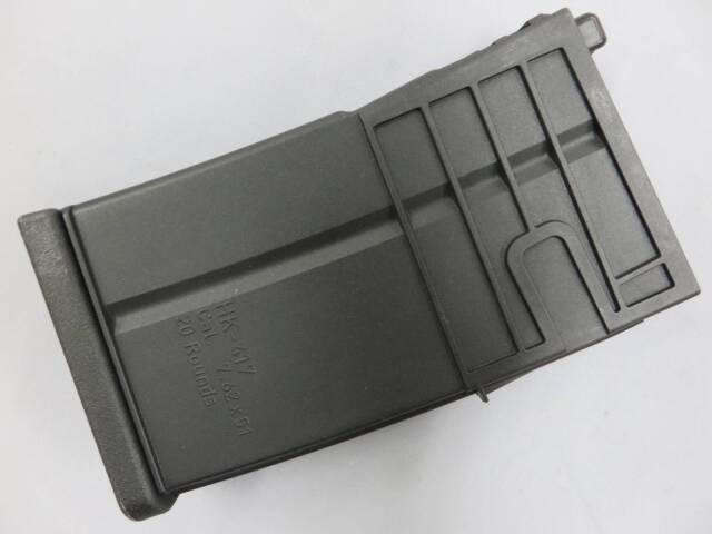 【KSC】HK417 36連マガジン