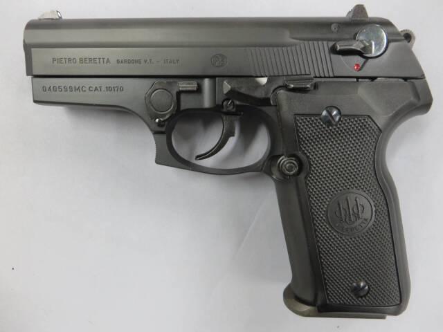 【ウエスタンアームズ】ベレッタM8045クーガーF ガンブラック