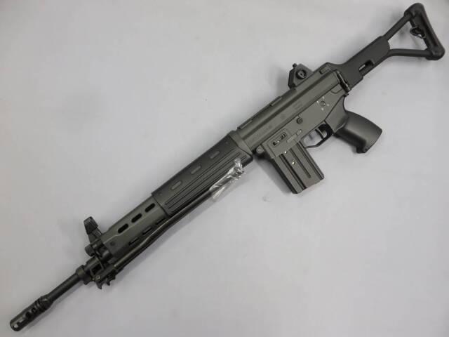 【東京マルイ】89式小銃 折曲銃床式
