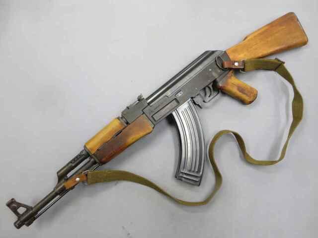 【ハドソン】AK47 SMG モデルガン