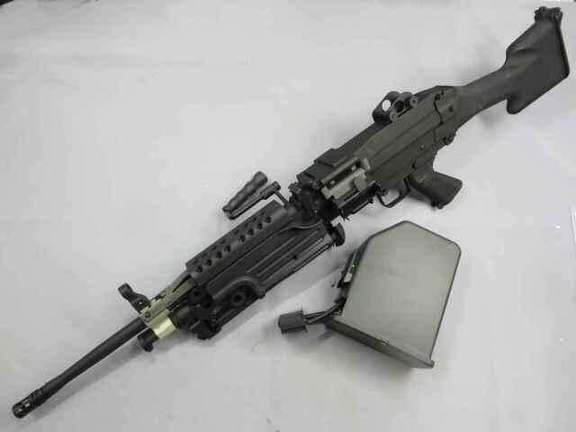 【A&K】M249 MINIMI MKⅡ 電動ガン