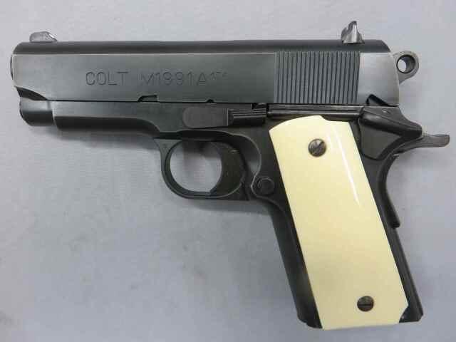 【ウエスタンアームズ】コルト M1991A1 コンパクト ヒート・カスタム