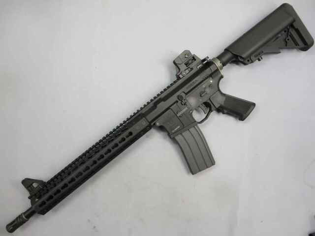 【KSC】PTS MEGA ARMS MKM-AR15
