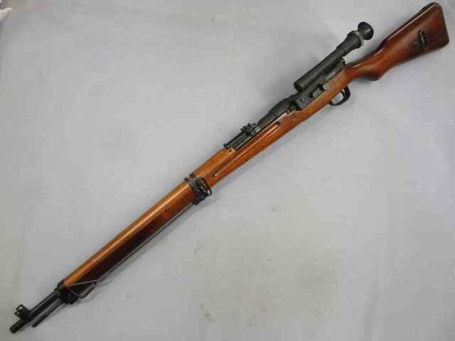 【タナカ】九九式狙撃銃 モデルガン