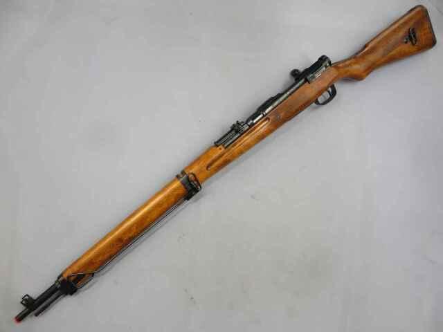 【タナカ】九九式短小銃 ガス・ボルトアクションライフル