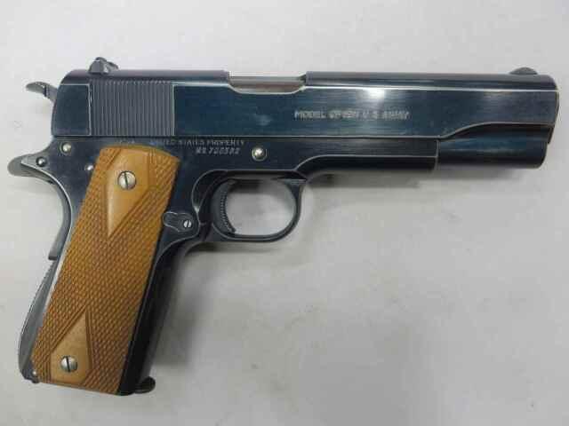 【ウエスタンアームズ】コルト U.S.M1911A1 トランジションモデル Ver.3