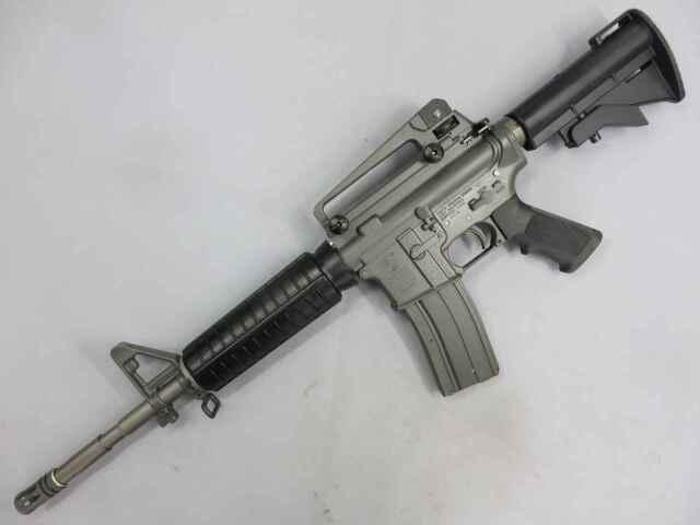 【ウエスタンアームズ】M4A1カービン ミリタリーモデル