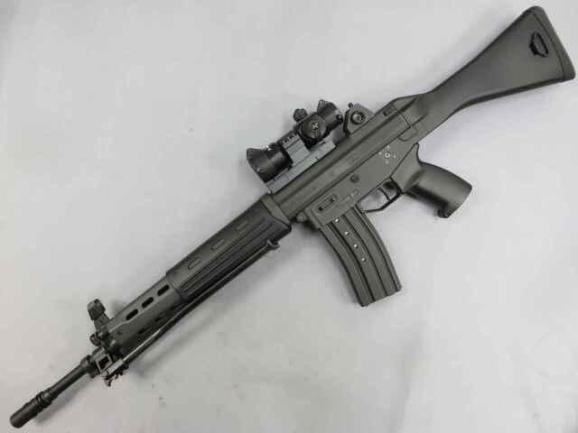 【東京マルイ】89式小銃 固定銃床式 / 89式用光像式照準器
