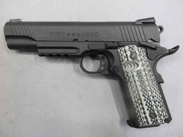【タニオコバ×BATON】BM-45 (M45A1) CO2 GBB ブラック