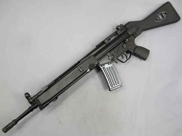 【KSC】HK33A2 ライフル