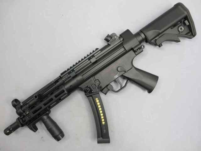 【CYMA】Enhanced MP5 Rストック フルメタル ETU 電動ガン