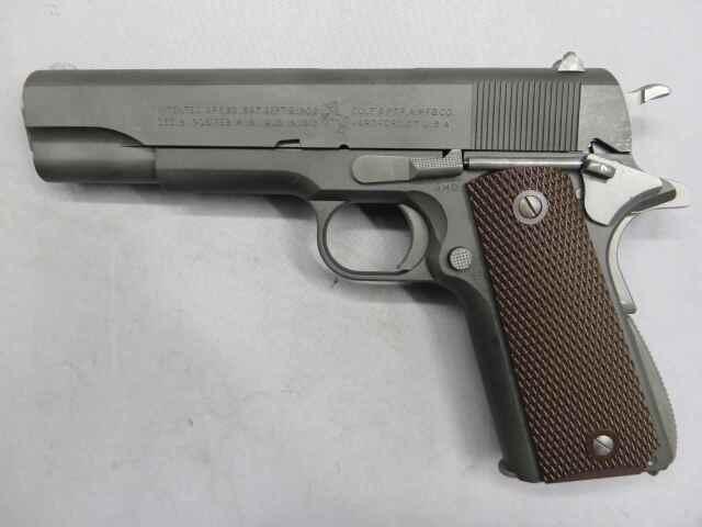 【ウエスタンアームズ】コルト ハンター M1911