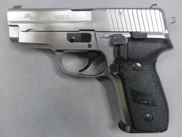 【タナカ】SIG SAUER P228 ステンレス