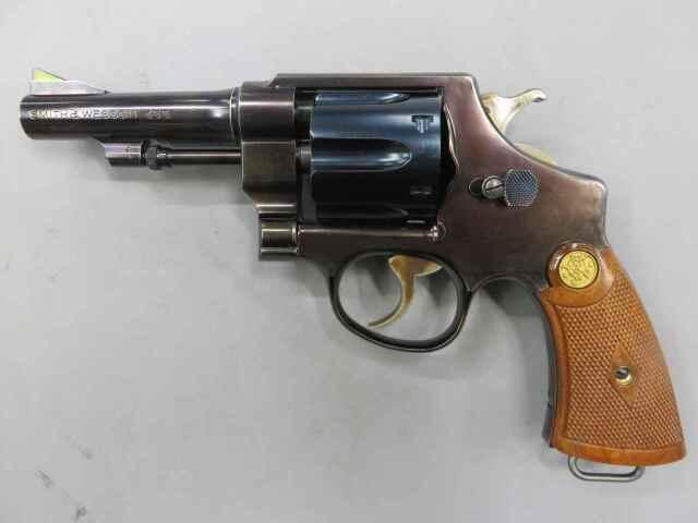 【タナカ】 S&W M1917 HE2 4in ビンテージブルーフィニッシュ モデルガン