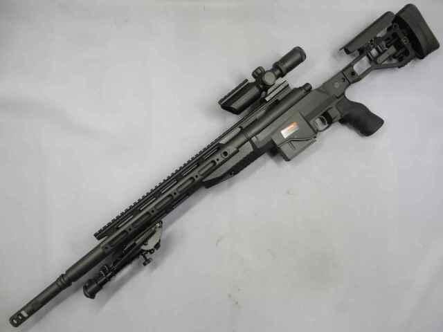 【ARES】M40A6 / スコープ・バイポッド アメリカ海兵隊 最新スナイパーライフル