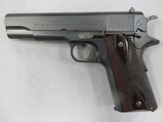 【ウエスタンアームズ】コルトM1911 100周年記念モデル