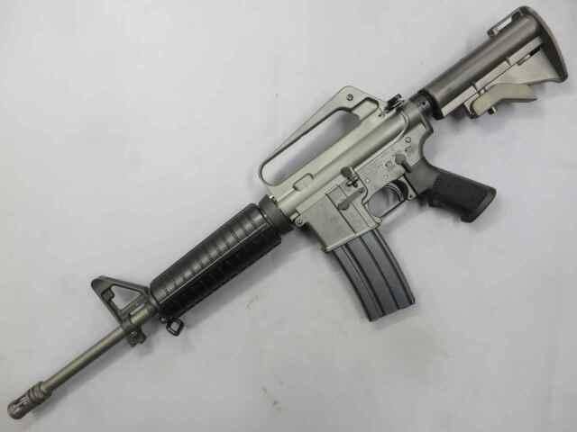 【新日本模型】M16A2カービン Model 725 HW モデルガン