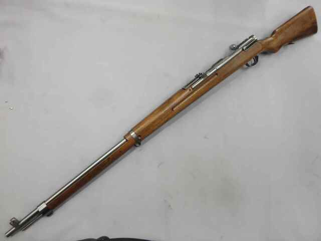 【タナカ】三八式歩兵銃 Gray Steel Finish  モデルガン
