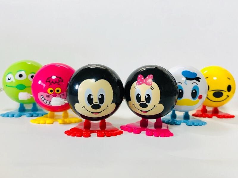 ディズニージャンピングゼンマイ人形 (ばら売り1個〜)