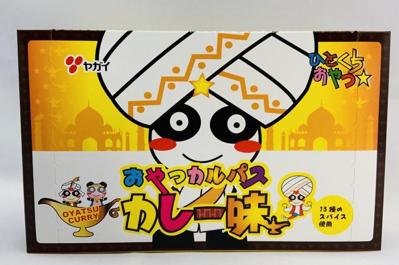 ひとくちおやつ おやつカルパス カレー味(50本入)