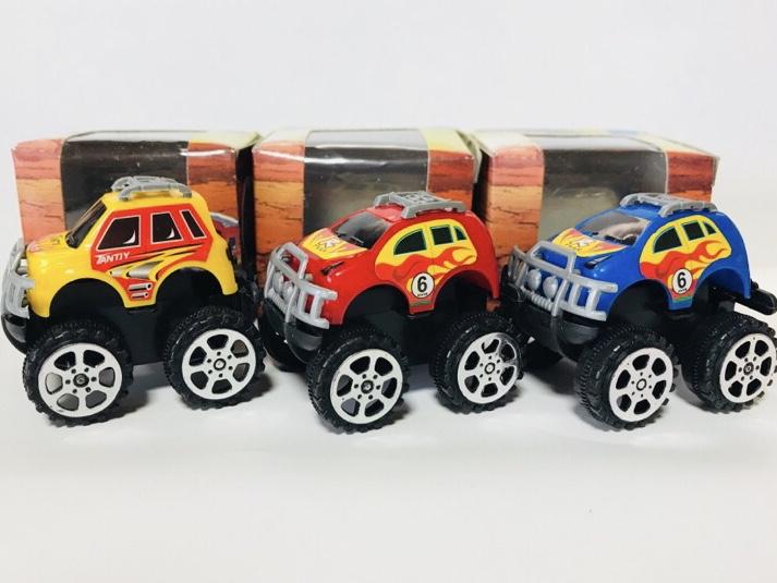モンスターダッシュ プルバックカー (25個~)