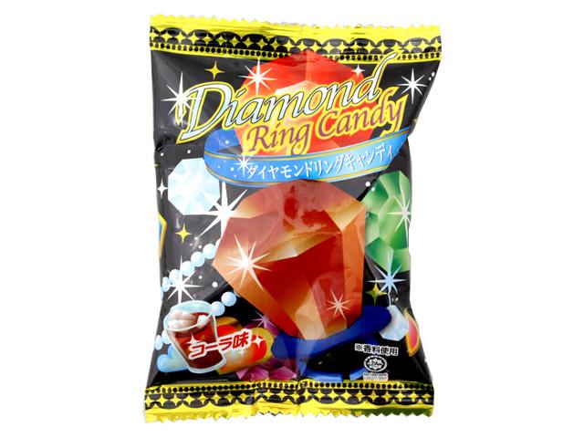 ダイヤモンドリングキャンディコーラ(24個入り)