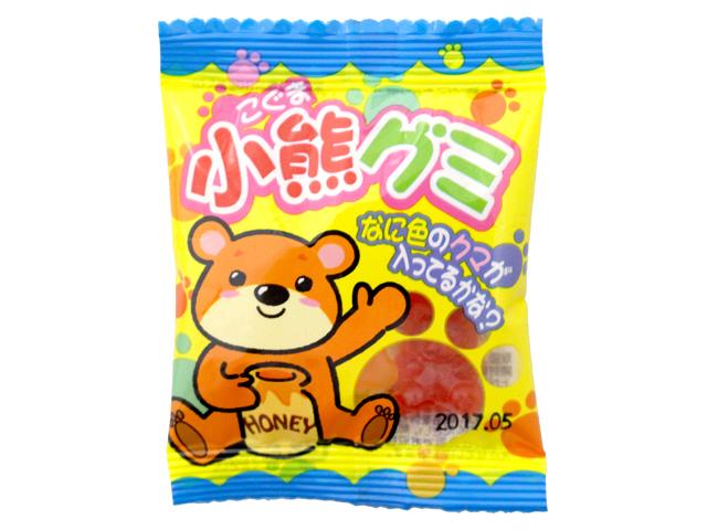 小熊グミ(60個入り)