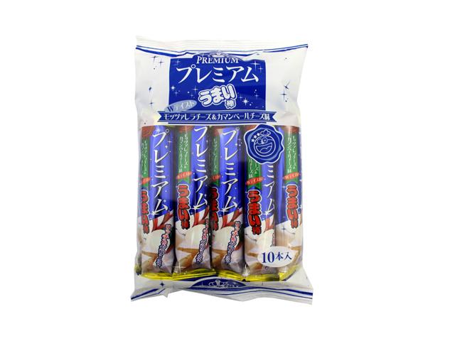 プレミアムうまい棒 モッツァレラ&カマンベール味(480本入り)