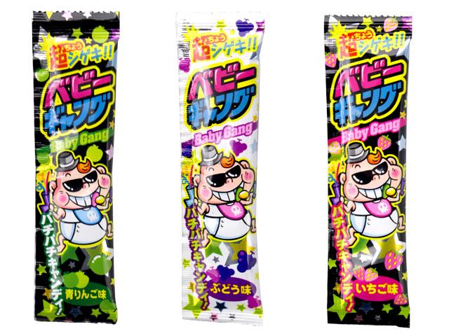ベビーギャング パチパチキャンディ(60入)