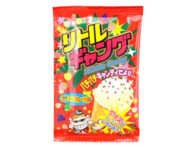 リトルギャング パチパチキャンディ(50入)