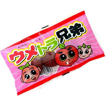 ウメトラ兄弟 (20入り)- よっちゃん食品工業