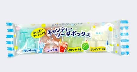 キャンディーソーダボックス(15入り)