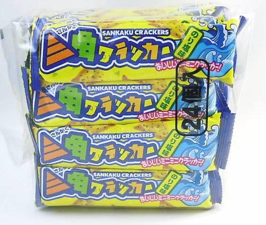 三角クラッカー(24個入り) 駄菓子