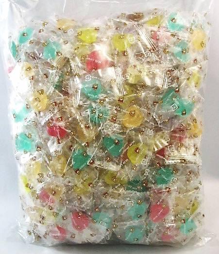 ファンシーベアーキャンディー(1kg入)【業務用 キャンディ 飴 大袋入り 卸し問屋価格】 約245個