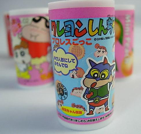 クレヨンしんちゃんみっくすじゅうす(30入)