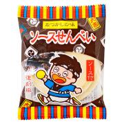 ソースせんべい(10袋入)