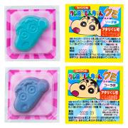 クレヨンしんちゃんソーダ&コーラグミ(100コ+当たり分)