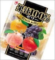 果汁100%ゼリー 30個入/エースベーカリー