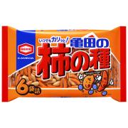 柿の種(小袋6入) 亀田製菓