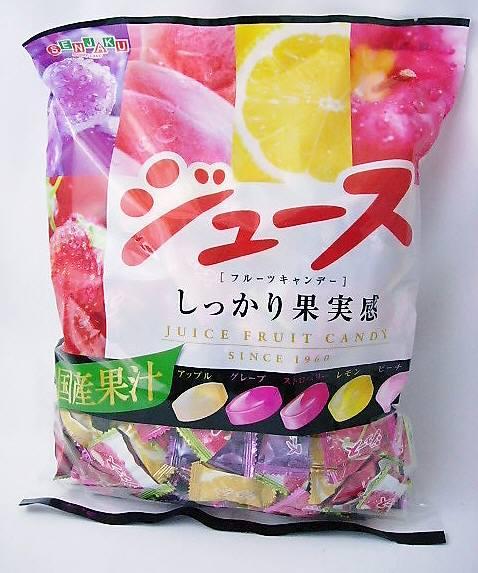 果汁入り ジュースキャンディ (1kg入り) 業務用