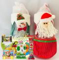 クリスマスブーツ(お菓子入)