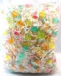ファンシーハートーキャンディー(1kg入) 約245個【業務用 キャンディ 飴 大袋入り 卸し問屋価格】
