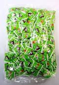クッピーラムネ メロン(1kg入り)【業務用 キャンディ 飴 大袋入り 卸し問屋価格】